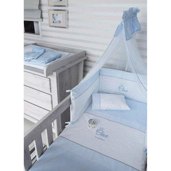 Byblos προίκα μωρού 3τμχ One Blue