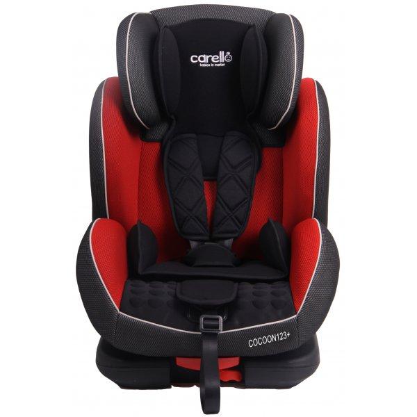 Carello κάθισμα αυτοκινήτου red cocoon 123 +