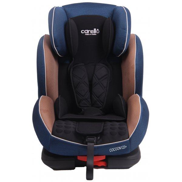 Carello κάθισμα αυτοκινήτου blue cocoon 123 +