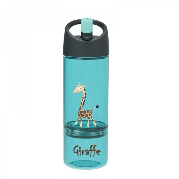 Carl Oscar παγουράκι νερού 2 σε 1 giraffa μπλε