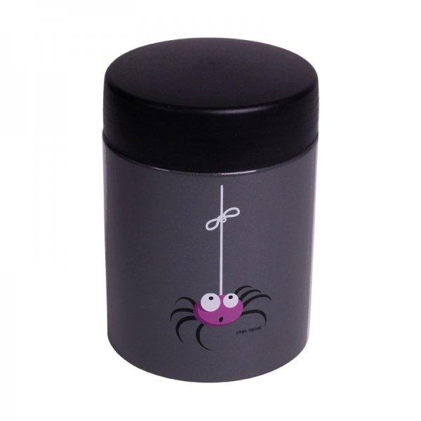 Carl Oscar θερμός φαγητού 350ml spider γκρι