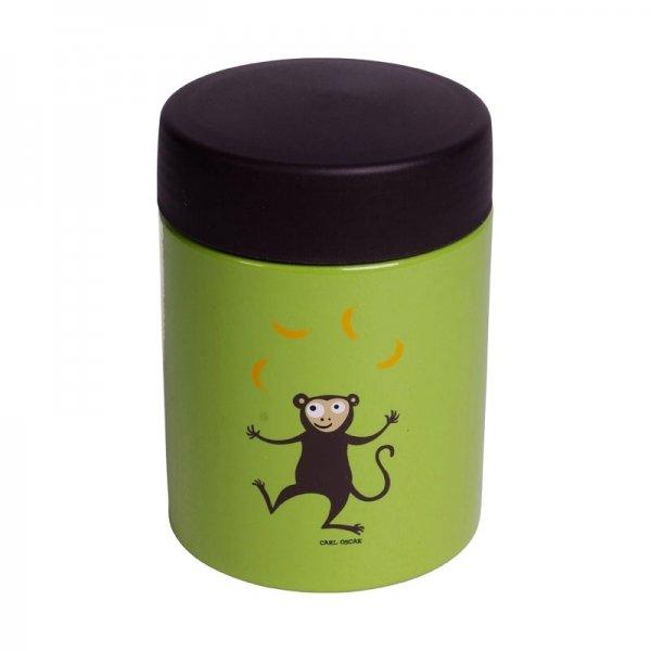 Carl Oscar θερμός φαγητού 350ml monkey λαχανί