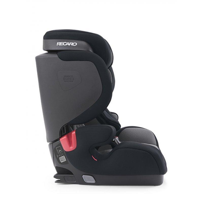 Recaro Tian Core Παιδικό Κάθισμα Αυτοκινήτου Performance Black 9-36kg