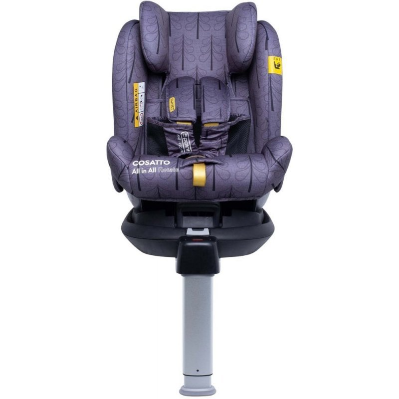 Cosatto All in All Rotate Περιστρεφόμενο Κάθισμα Αυτοκινήτου Fika Forest 0-36 kg