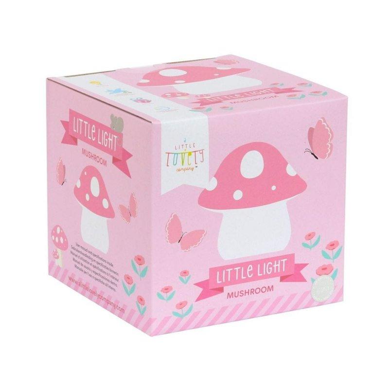 A Little Lovely Company Φωτάκι Νυκτός Mushroom