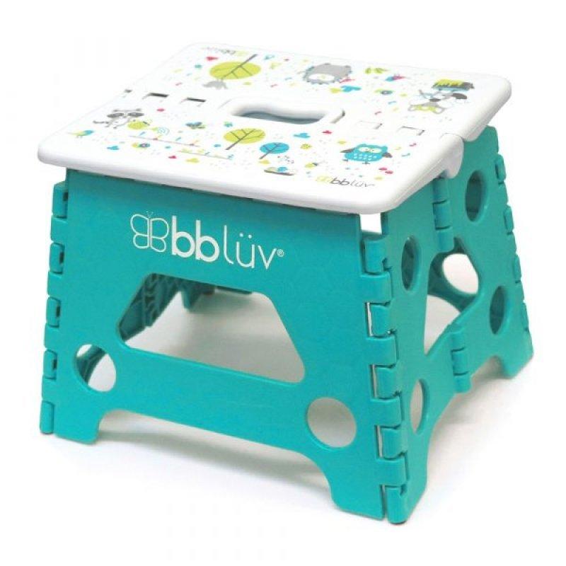 BBLUV Step Αναδιπλούμενο Σκαλάκι Aqua