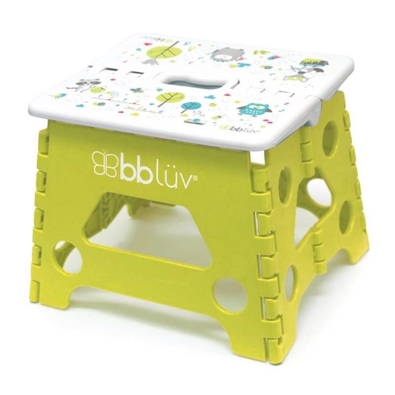 BBLUV Step Αναδιπλούμενο Σκαλάκι Lime