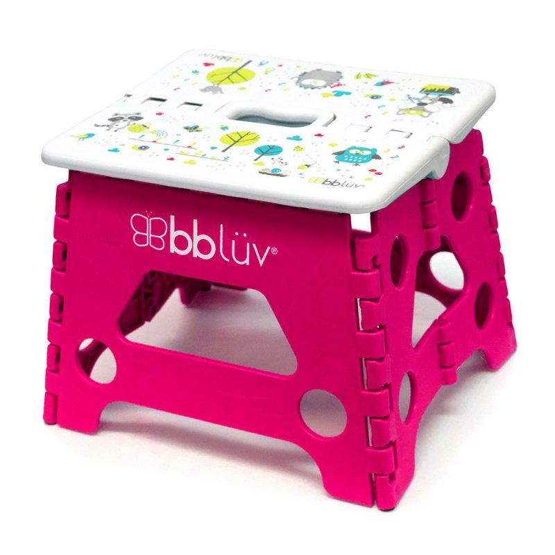 BBLUV Step Αναδιπλούμενο Σκαλάκι Pink