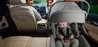 Πως επιλέγουμε σωστά το παιδικό κάθισμα αυτοκινήτου