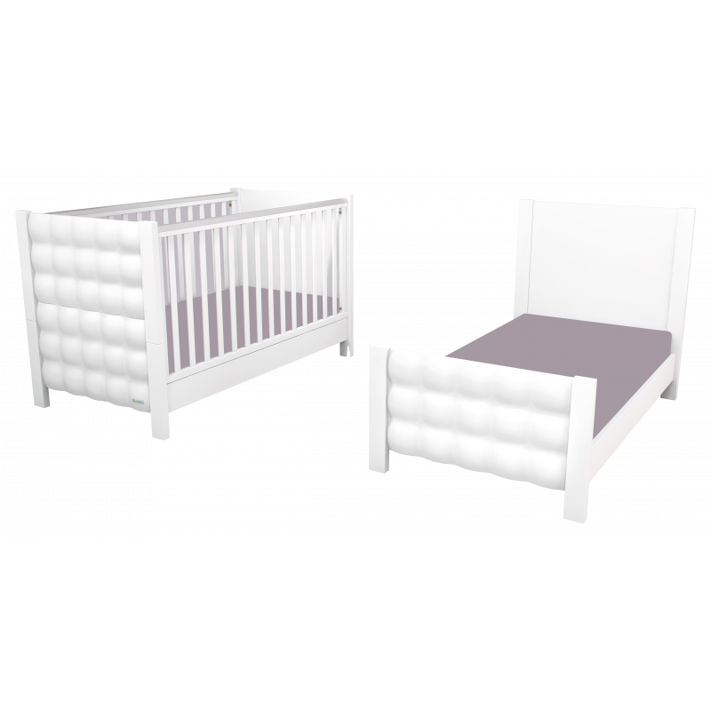 Casababy Eden Βρεφικό Κρεβάτι Μετατρεπόμενο