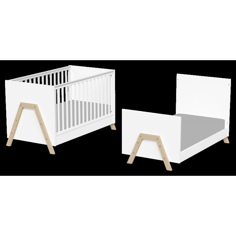 Casababy παιδικό Κρεβάτι Oslo