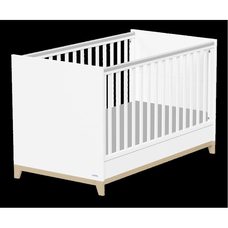 Casababy Zoom Βρεφικό Κρεβάτι Μετατρεπόμενο
