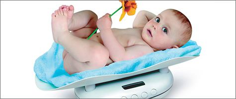 Ζυγαριές για μωρά/ Βρεφοζυγοί