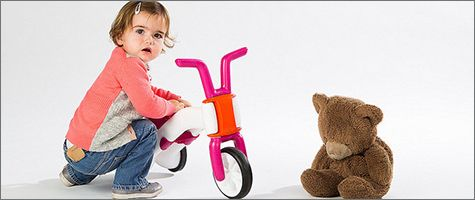 Παιδικά Ποδήλατα  τρίκυκλα  - πατίνια