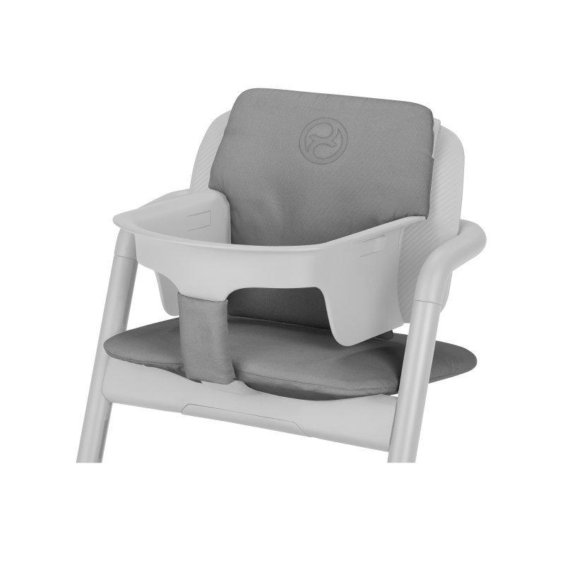 Cybex LEMO Highchair Comfort Inlay Storm Grey   grey