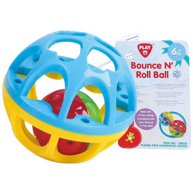 Playgo Bounce N'Roll Ball-2 Σχέδια