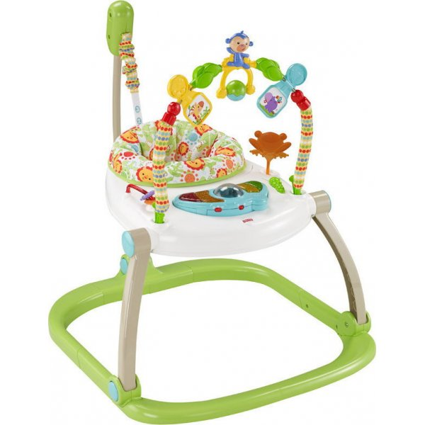 Fisher Price Κέντρο δραστηριοτήτων Jumperoo Rainforest Friends