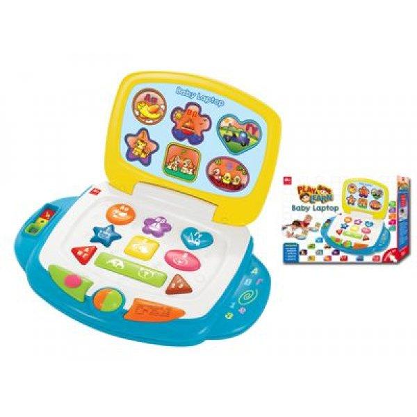M.G. Eκπαιδευτικό Παιχνίδι Baby Laptop 401013