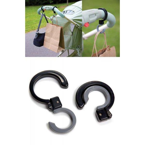 Diono  Βοηθητικοί κρίκοι για καρότσι Buggy Hooks
