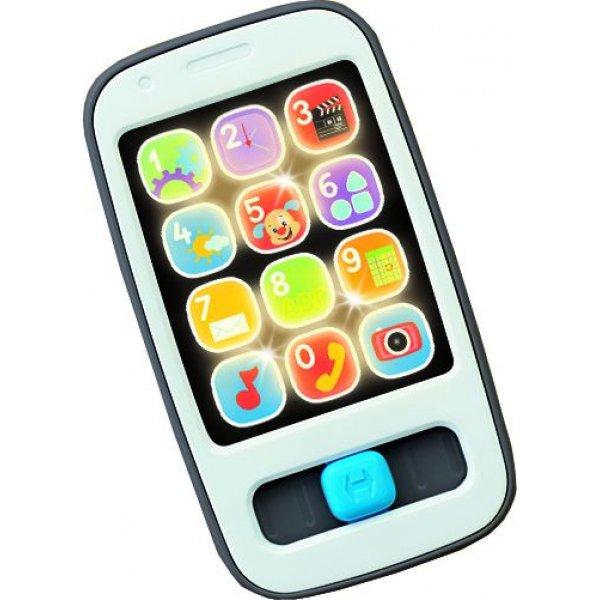 Fisher Price Εκπαιδευτικό Smart Phone CDF66