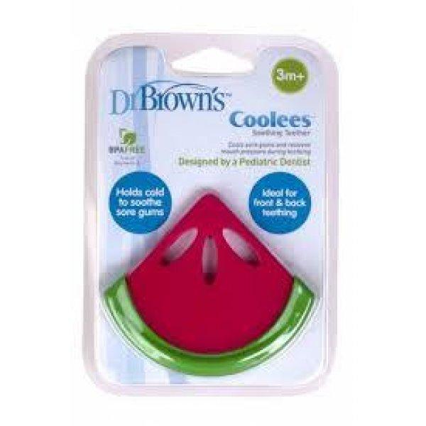 Drbrown's Δροσιστικός κρίκος οδοντοφυίας καρπούζι TE-220