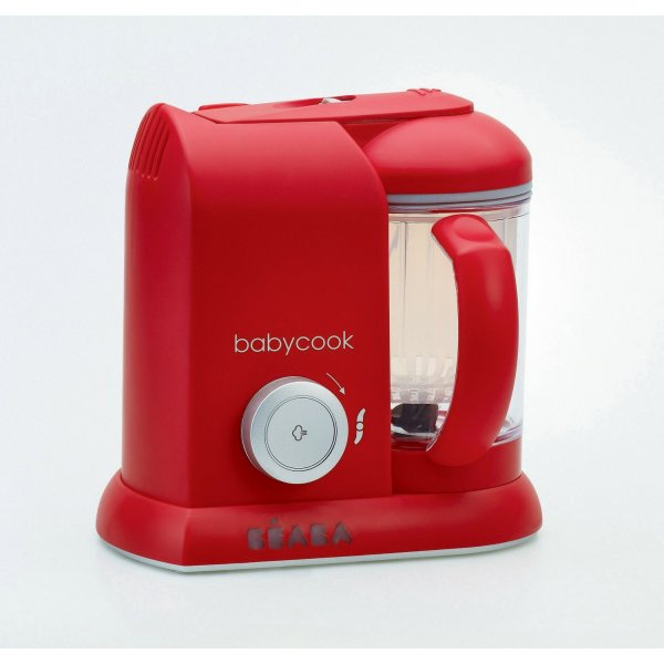 Beaba ατμομάγειρας babycook  Solo Red