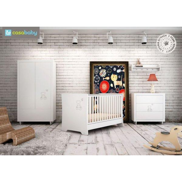 Παιδικό Κρεβάτι casa-baby Teddy crystal swarovski