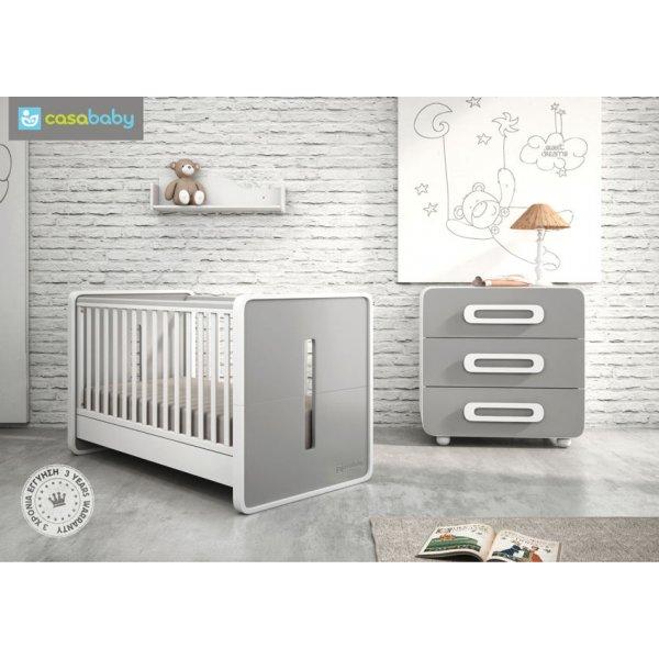 Casababy παιδικό κρεβάτι Venere V2