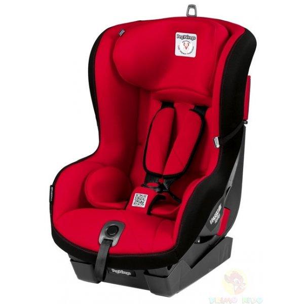 Peg perego κάθισμα αυτοκινήτου 9-18kg viaggio1 DuoFix K Rouge