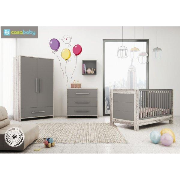 Παιδικό Κρεβάτι casa-baby Vienna