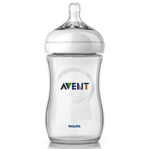 PHILIPS AVENT ΜΠΙΜΠΙΡΟ PP NATURAL 260 ml SCF693/17