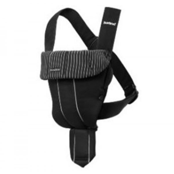 Babybjorn μάρσιππο carrier original pinstripe