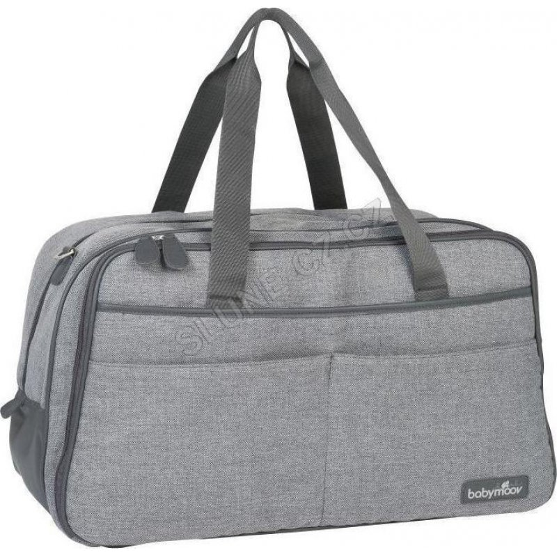 734b1319cd Baby moov Τσάντα traveller Bag Grey
