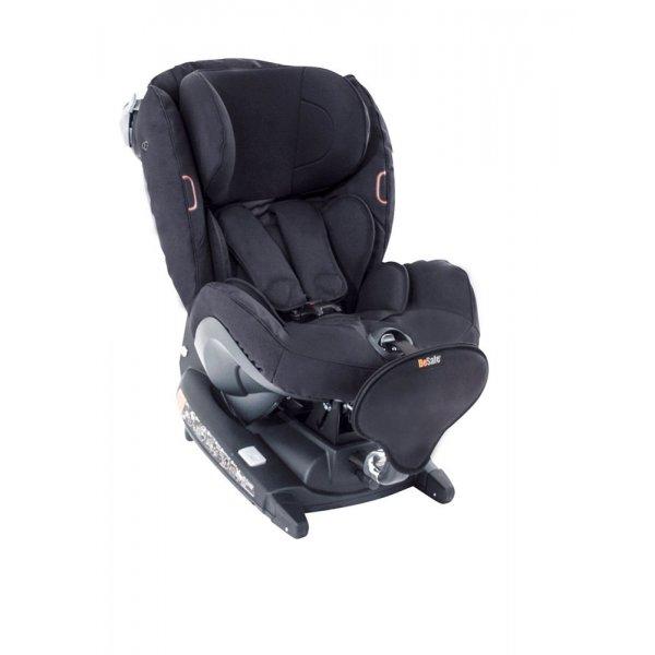BeSafe παιδικό κάθισμα iZi Combi X4 ISOfix Black Cab