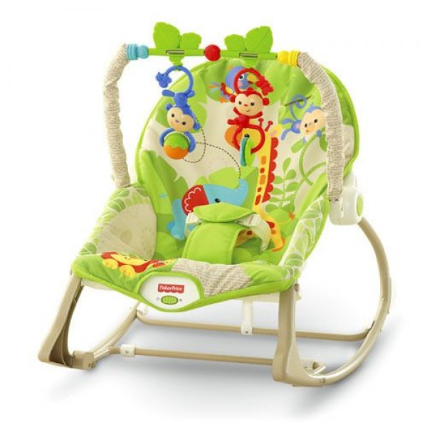 Fisher Price Infant to Toddler Ρηλάξ Κούνια CBF52