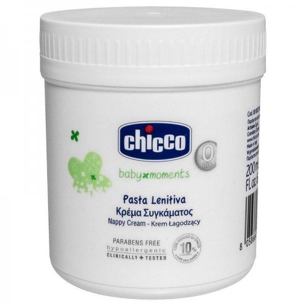 Chicco Baby Moments Πλούσια Κρέμα Εντατικής Προστασίας 200ml