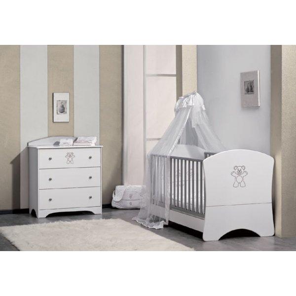 Παιδικό Κρεβάτι casababy Elegant swarovski