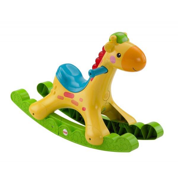 Fisher-Price Κουνιστή Καμηλοπάρδαλη Rockin' Tunes Giraffe BBW07