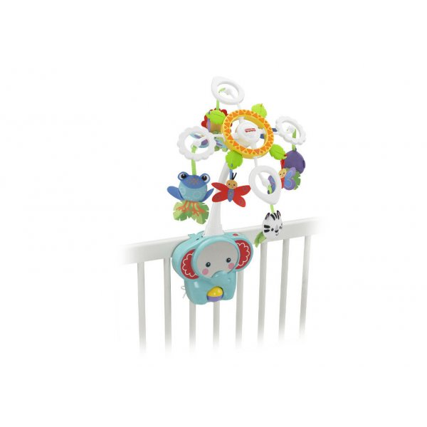 Fisher Price Περιστρεφόμενο Rainforest Friends 4 σε 1 BFR22
