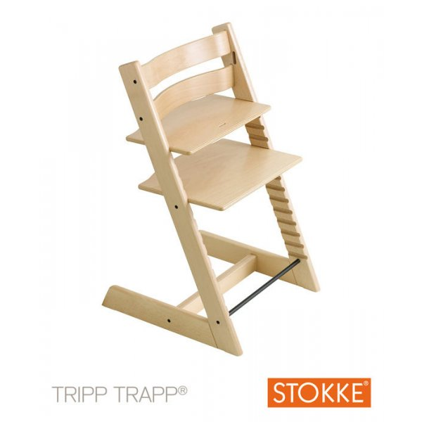 Stokke Tripp Trapp κάθισμα φαγητού natural