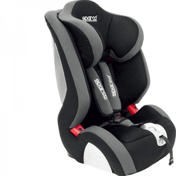 Sparco κάθισμα αυτοκινήτου F1000K 1-2-3 grey