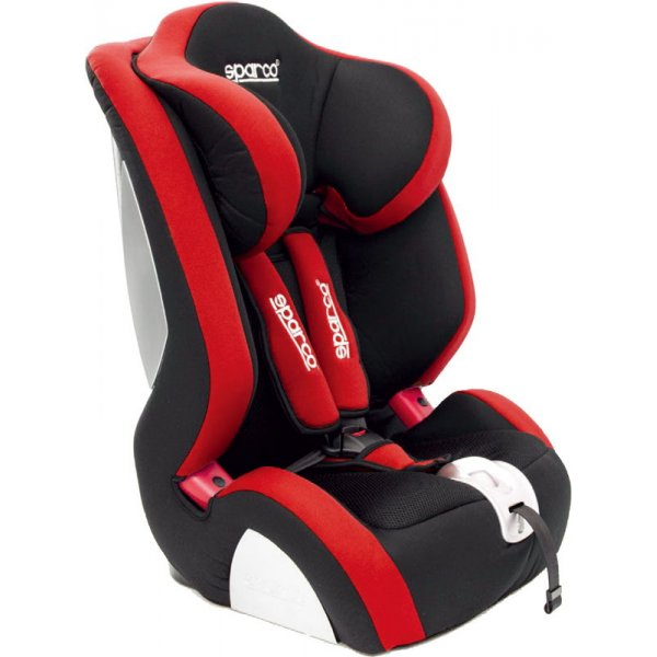 Sparco κάθισμα αυτοκινήτου F1000K 1-2-3 Red
