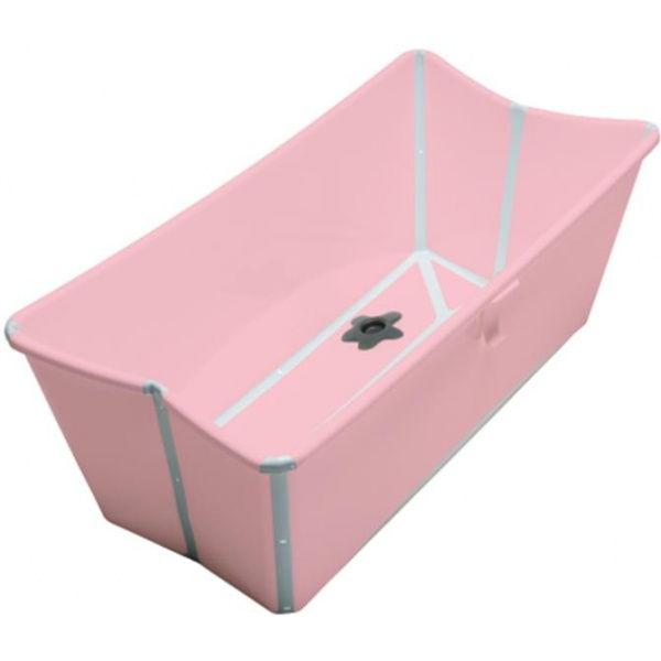 Stokke Flexi bath Μπάνιο πτυσσόμενο Ροζ