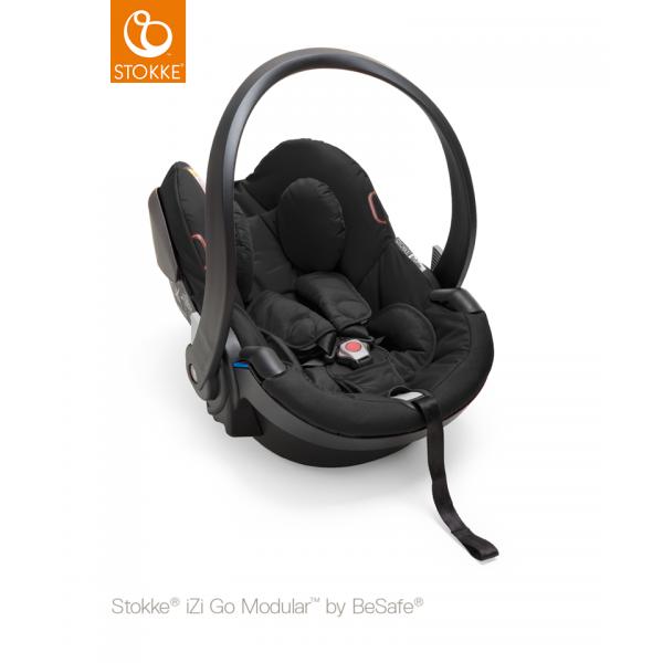 Stokke παιδικό κάθισμα iZi Go Modular 0+ Black