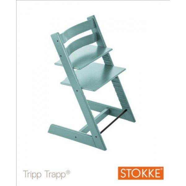 Stokke Tripp Trapp κάθισμα φαγητού Aqua Blue