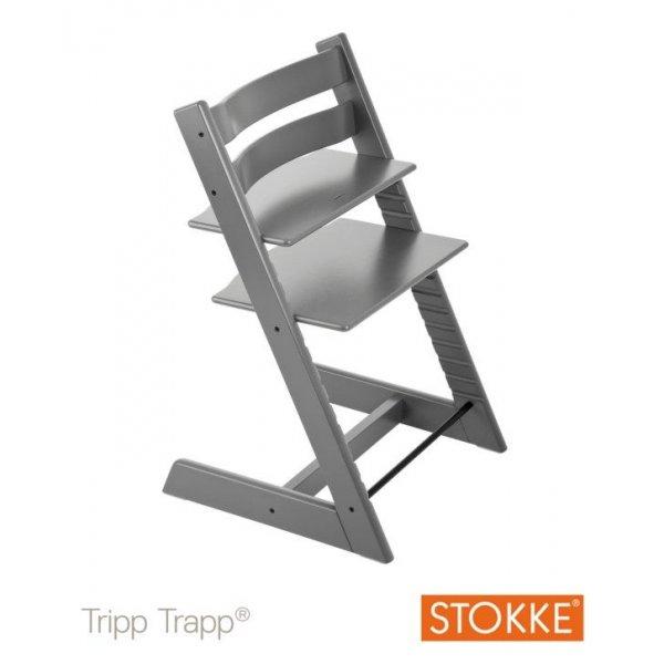 Stokke Tripp Trapp κάθισμα φαγητού Storm Grey