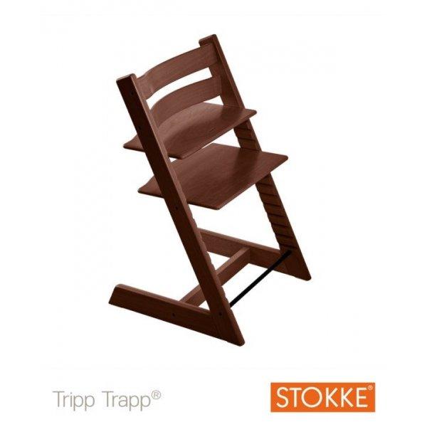 Stokke Tripp Trapp κάθισμα φαγητού Walnut Brown
