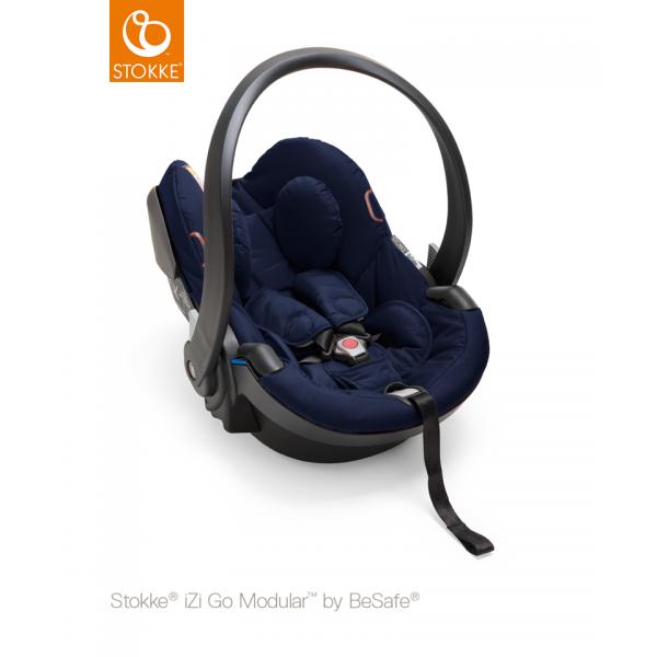 Stokke παιδικό κάθισμα iZi Go Modular 0+ Deep Blue