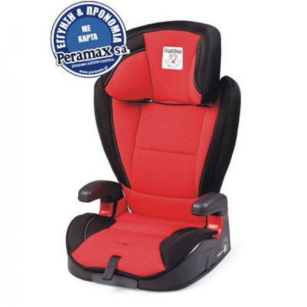 Peg Perego κάθισμα αυτοκινήτου Viaggio 2-3 Surefix Rouge 15-36Kg