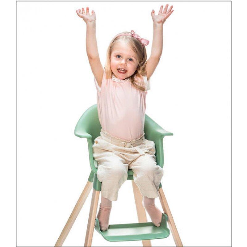 Stokke Clikk high chair κάθισμα φαγητού cloud grey